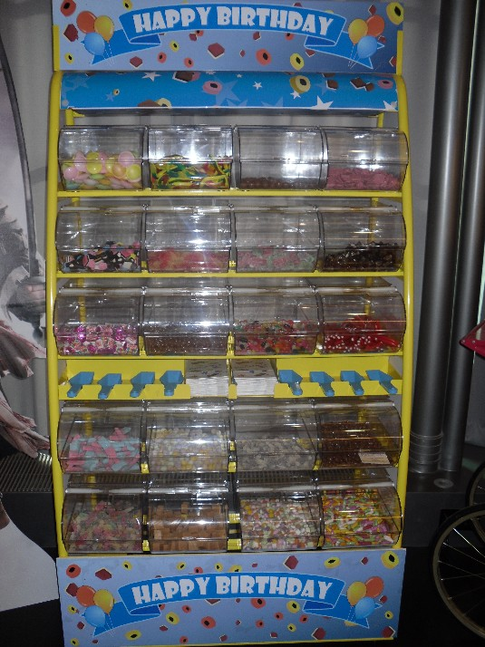 pic n mix hire
