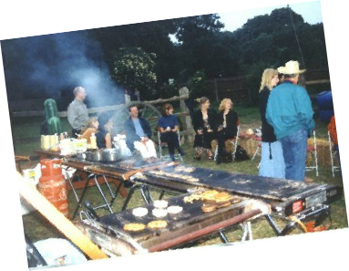 company barbecue catering company
