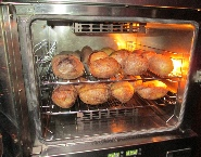 jacket potato oven hire