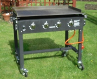 barbeque hire for company event