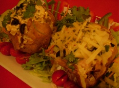 baked potato catering